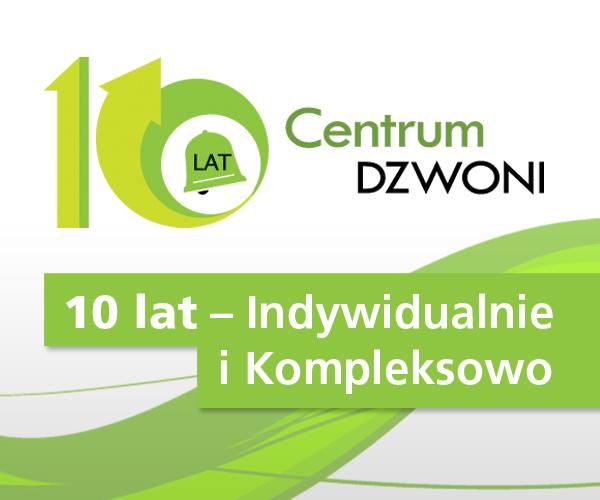 Zatrudnienie wspomagane szansą na lepszą jakość życia – 10 lat doświadczeń Centrum DZWONI