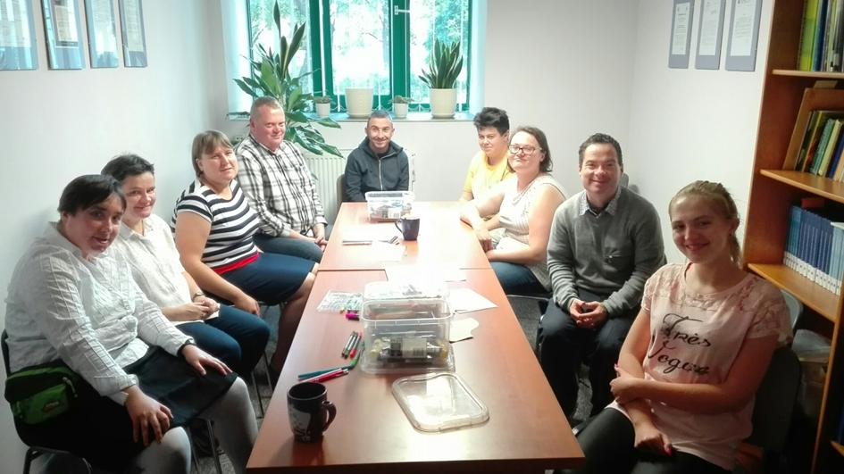 Centrum DZWONI w Warszawie rozpoczyna pracę z kolejną grupą klientów!