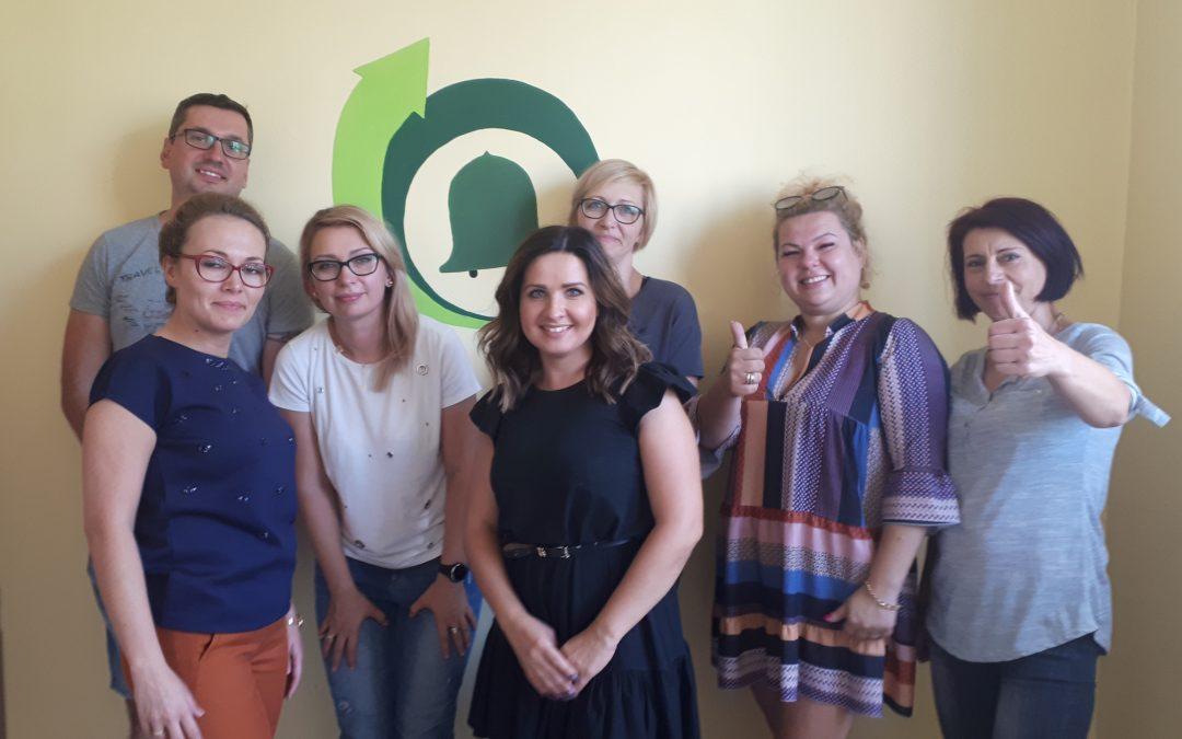 Podsumowanie działań w roku 2018 – Centrum DZWONI w Ostródzie