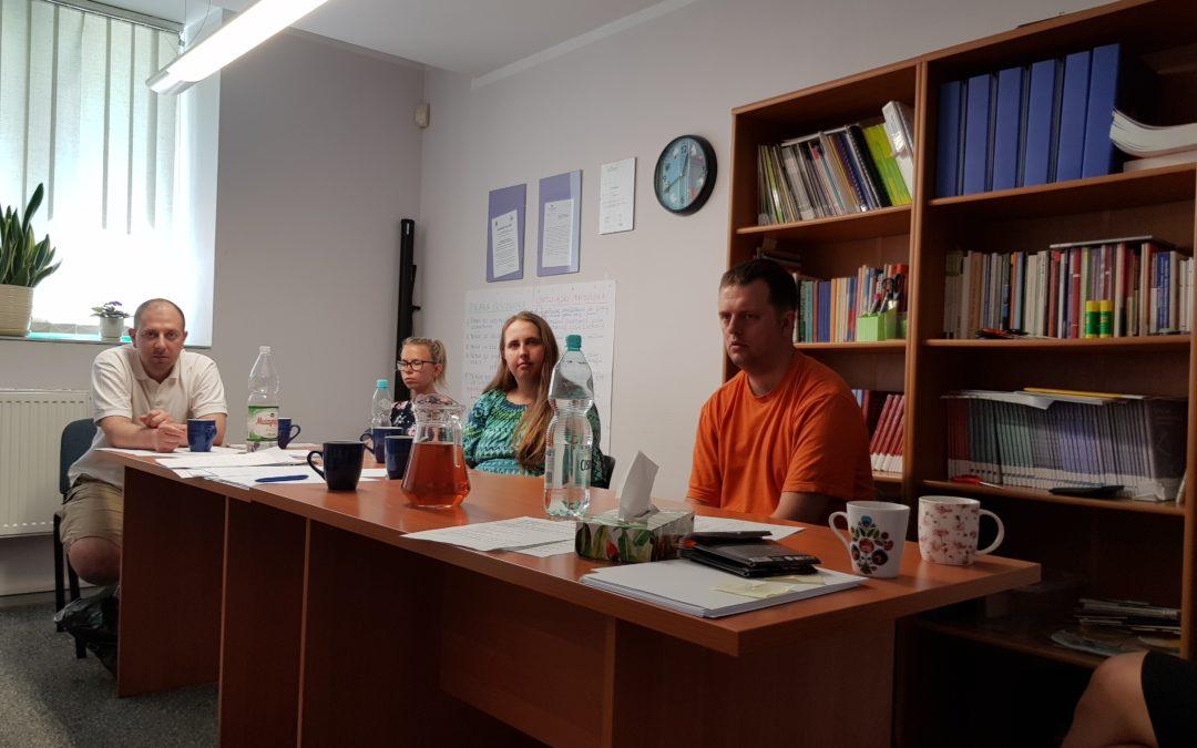 Nowa grupa klientów w Centrum DZWONI w Warszawie