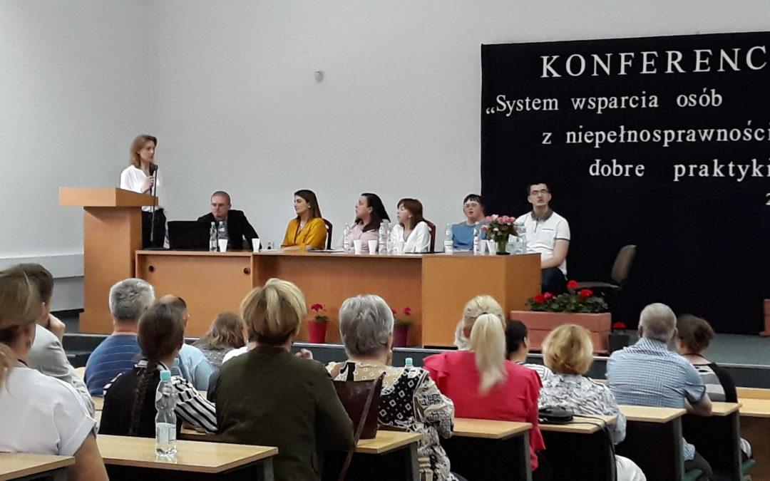 Konferencja w Wyszkowie