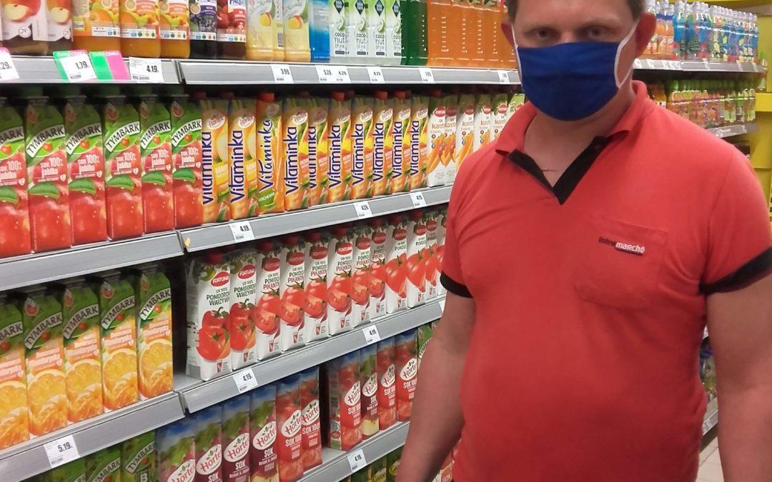 Praca w czasach epidemii – w Centrum DZWONI w Bytomiu mamy swoich bohaterów!