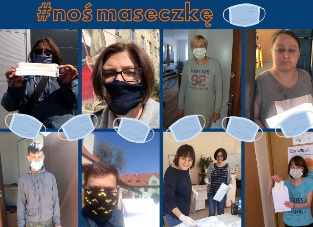Pandemia koronawirusa trwa, ale trwają też działania w Centrum Dzwoni w Gdańsku!