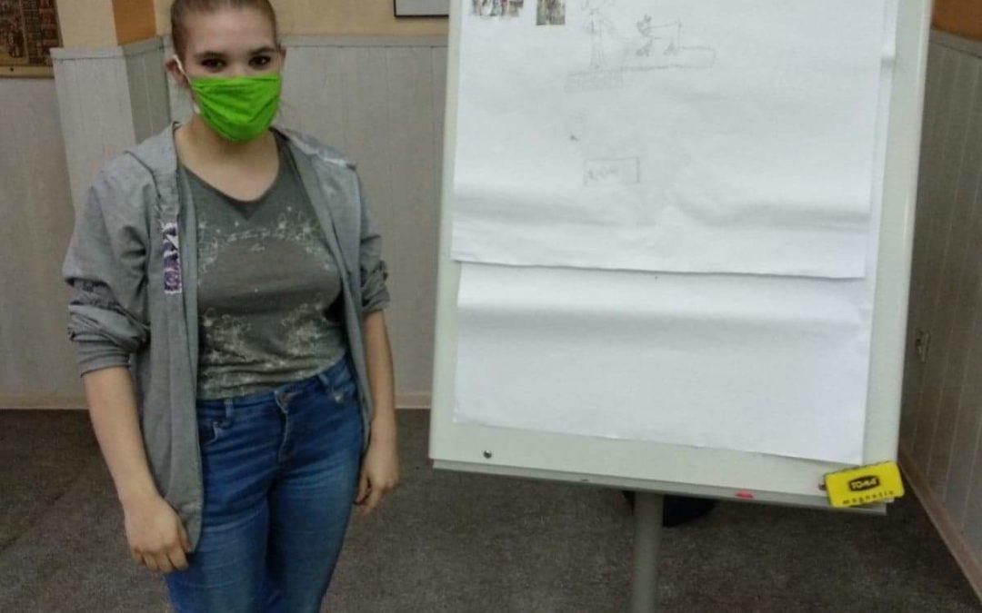 Powroty do pracy, warsztaty czyli stawiamy czoła pandemicznej rzeczywistości!